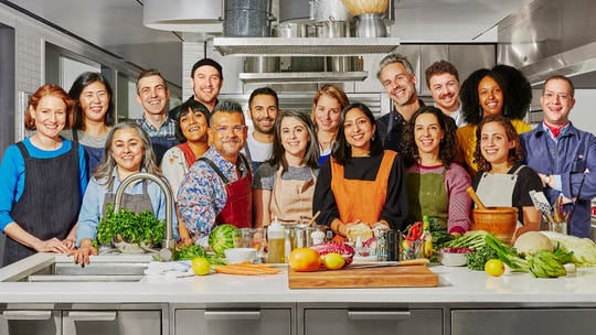 The Bon Appetit Test Kitchen team.