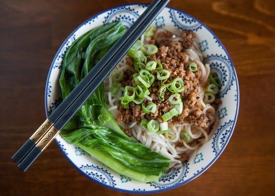 DanDan Mein  at Taste Of Szechuan in Cherry Hill.