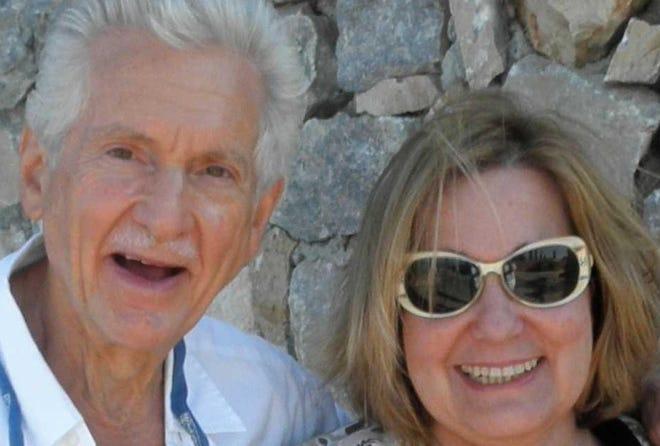 Rabbi Mark and Dr. Meryl Goldman