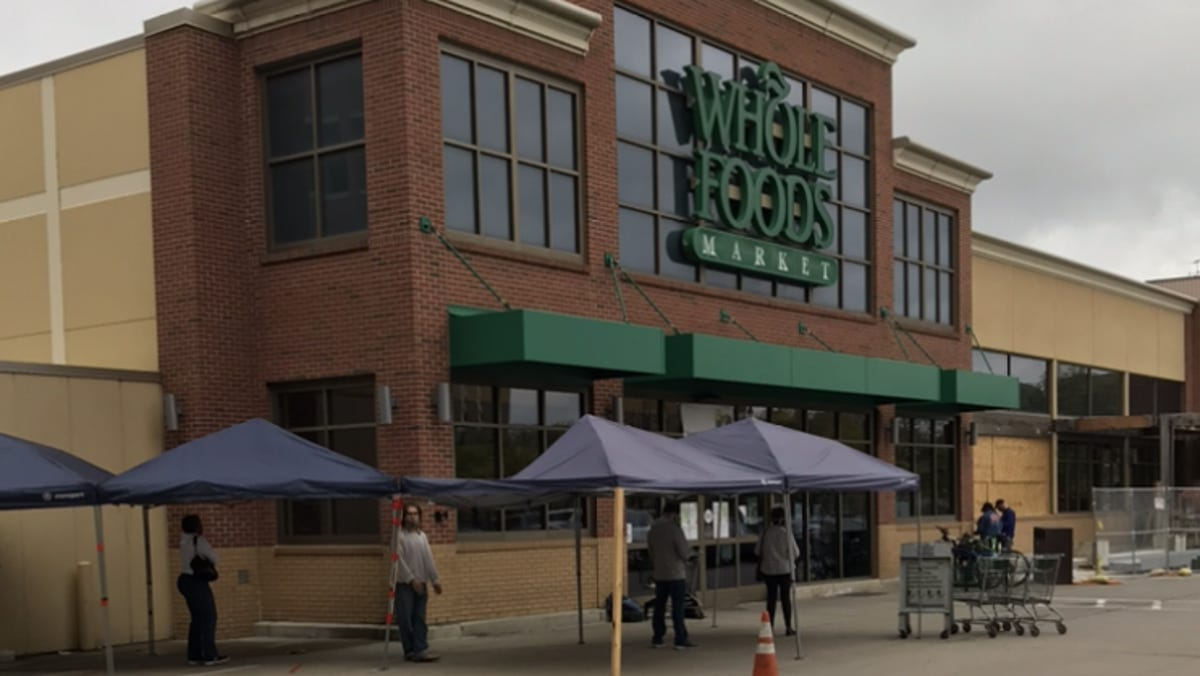 Amazon adding a delivery fee for Prime members who shop at Whole Foods Market
