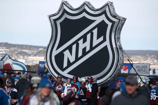 The 31 NHLPA player representatives approved the 24-team playoff.