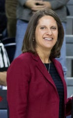 Pennsylvania Athletic Director M. Grace Calhoun