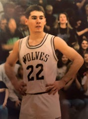 Now a farmer in his native Wolf Point, former Wolves guard Jay Erickson is touted as the second-most prolific scorer in school history.