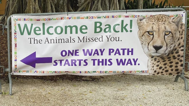 Naples Zoo opens after COVID-19