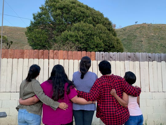 A Ventura County woman, an essential worker during the coronavirus pandemic and a mother of four, is slated to be deported June 11. The Desert Sun is only using the woman's last name, Lopez, to protect her family's privacy.