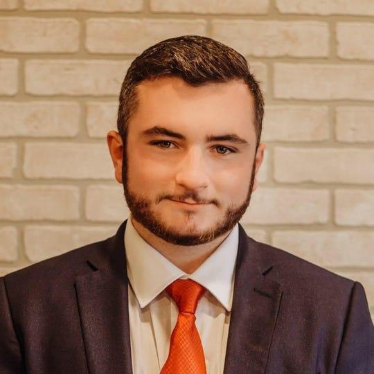 Jake Skarbek, Algonac city councilman.