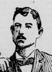 """While researching the history of the Ventura County Sheriff's Office, retired Capt. Leslie Warren found out about the killing of Henson """"McCoy"""" Pyle. He was killed in the line of duty in 1897 by a fellow officer and was never memorialized."""