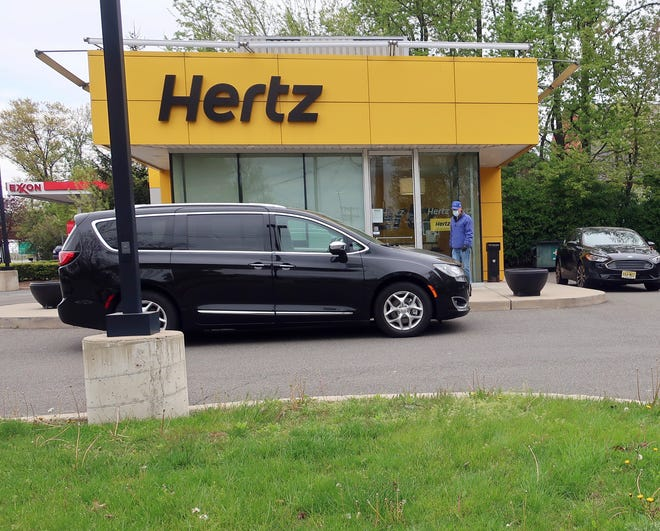 Hertz Bankruptcy Fueled By Debt And Coronavirus
