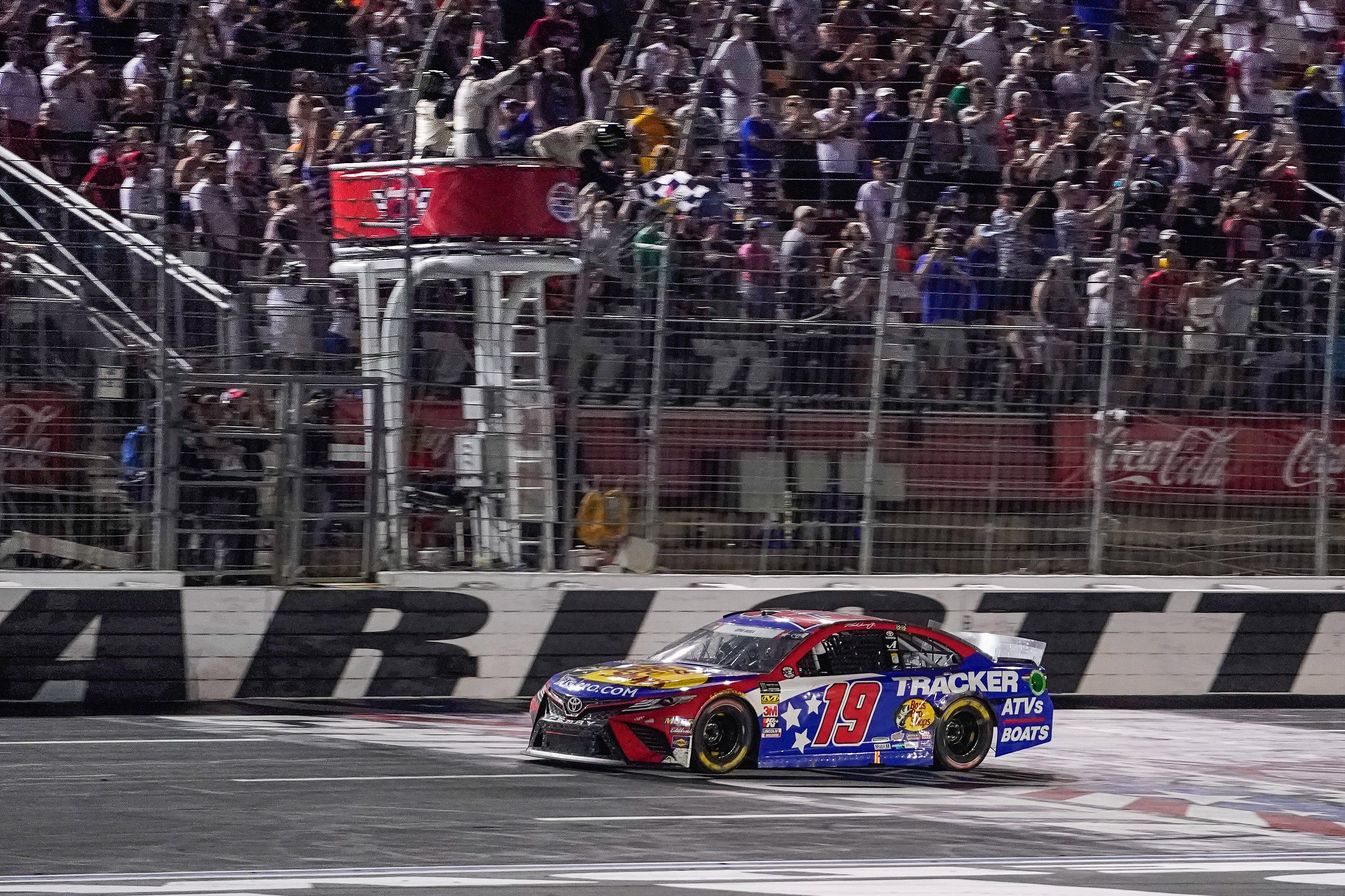 NASCAR at Charlotte: Start time, entry list, TV, radio schedule for the Coca-Cola 600