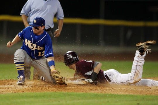 Alamo Heights rallied for a 6-5 extra-innings win against Calallen in a one-game Class 4A regional semifinal baseball series on this day in 2013 at Fairgrounds Field in Robstown.