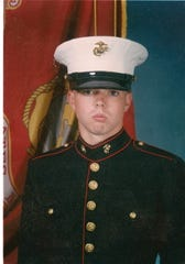 U.S. Marine Lance Cpl. Ryan J. Burgess was killed in Iraq in December 2006.