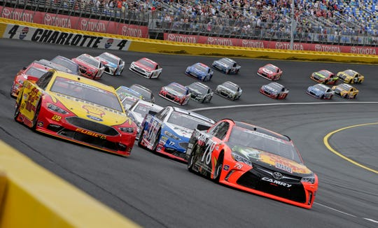 The Coca-Cola 600 is 100 miles longer than any other race in NASCAR.
