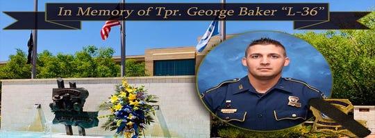 Trooper George Baker