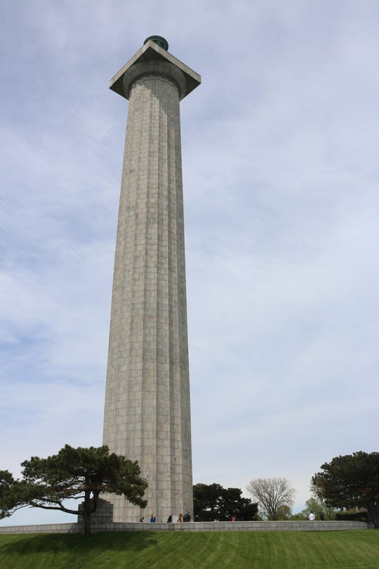 Though the observation deck has not yet opened, Perry's Victory and International Peace Memorial remains a popular destination for visitors to Put-in-Bay, who were welcomed back over the Memorial Day weekend.