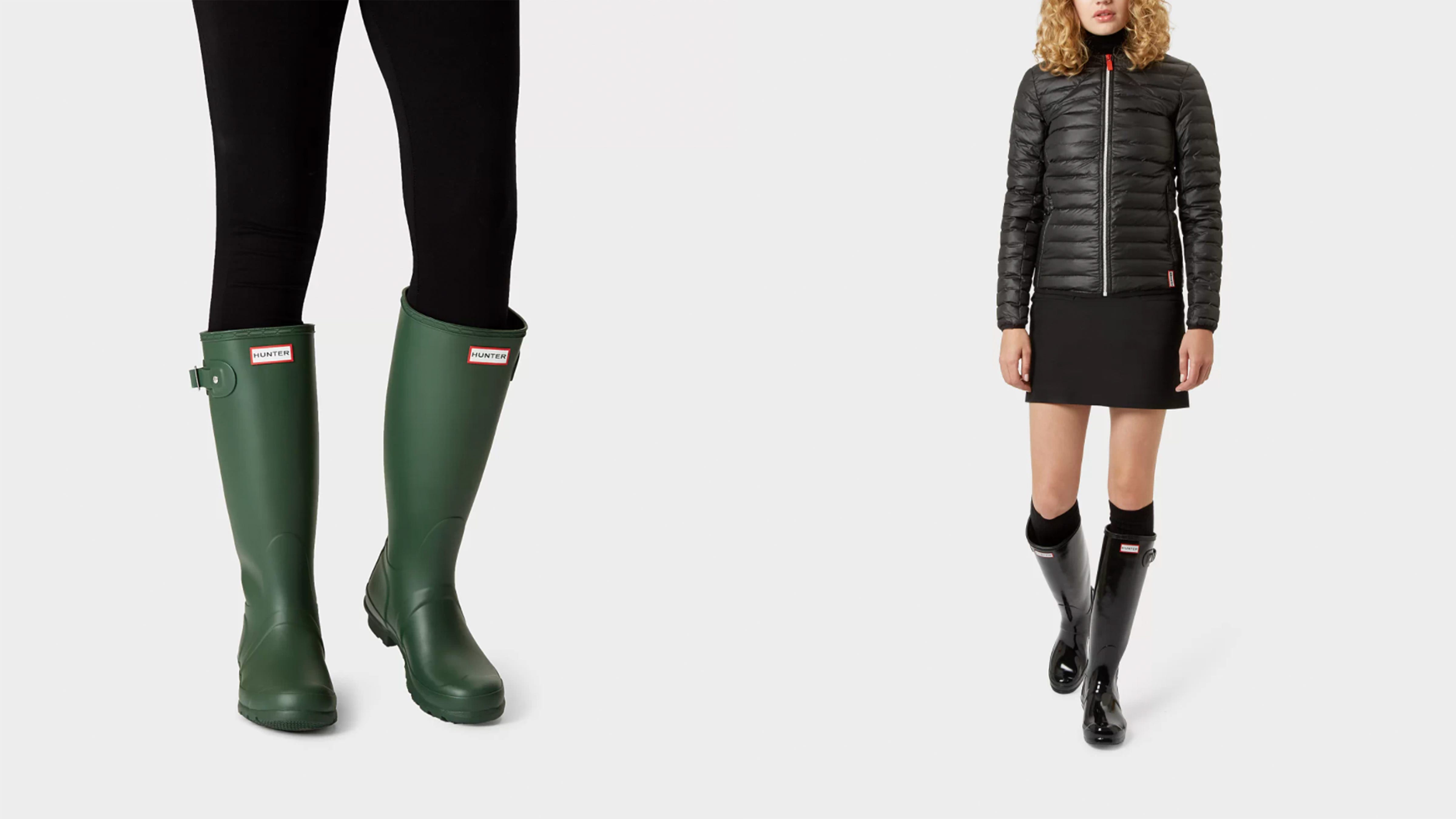 Hunter boots sale: Save big on these