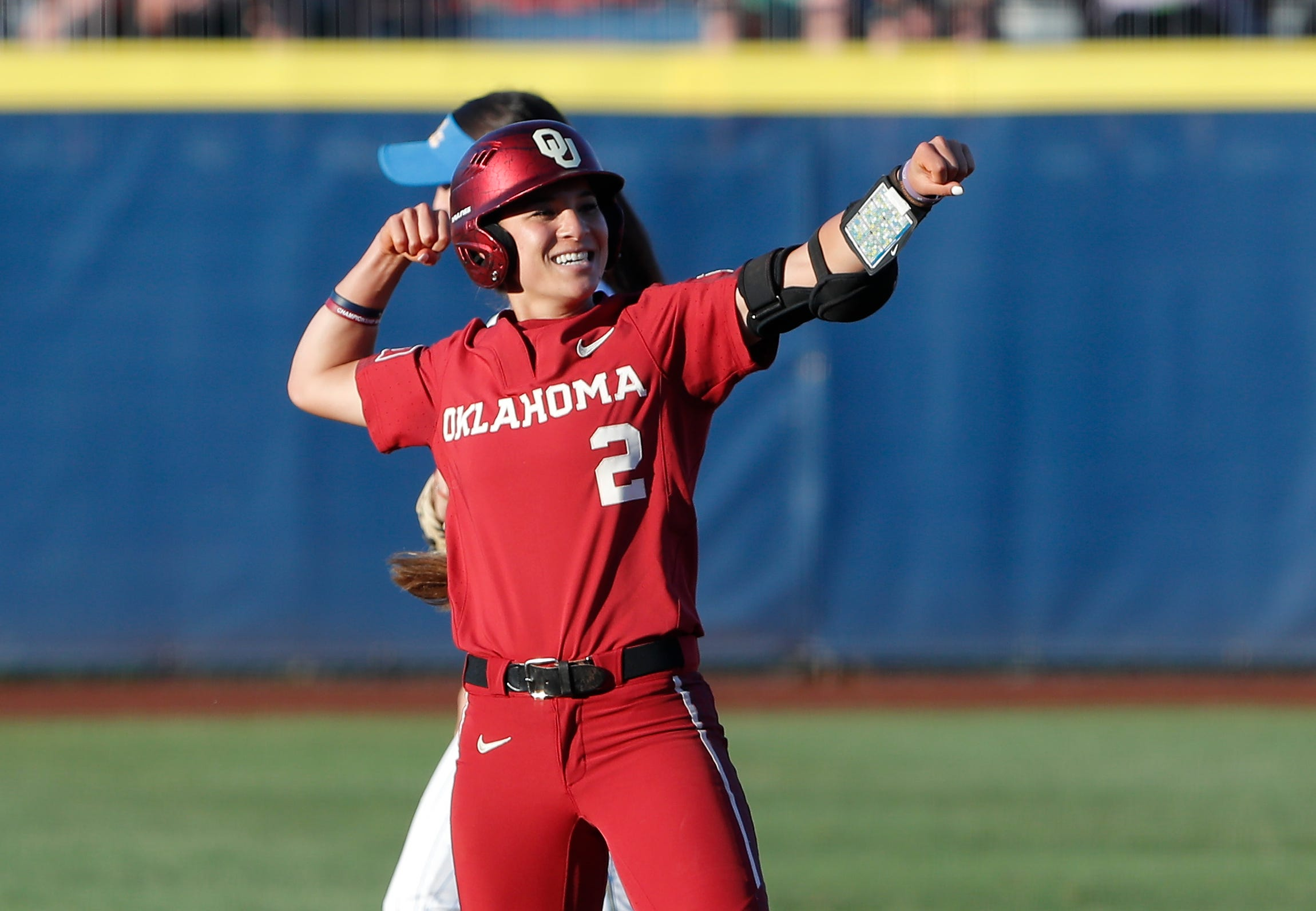'Well, we're watching grass grow': Women's College World Series absence leaves a hole in Oklahoma City's hearts