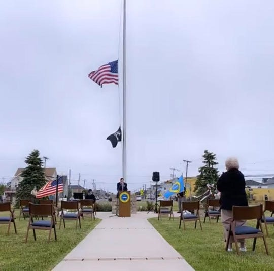 Memorial Day At The Shore: A Cloudy, Quiet Weekend Comes