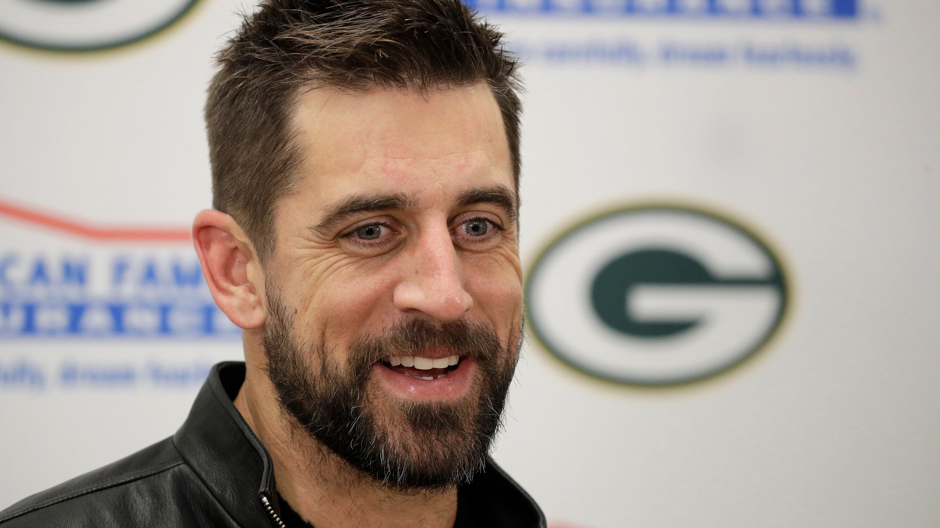 Aaron Rodgers hopeful NFL games will be able to be played with fans at Lambeau Field