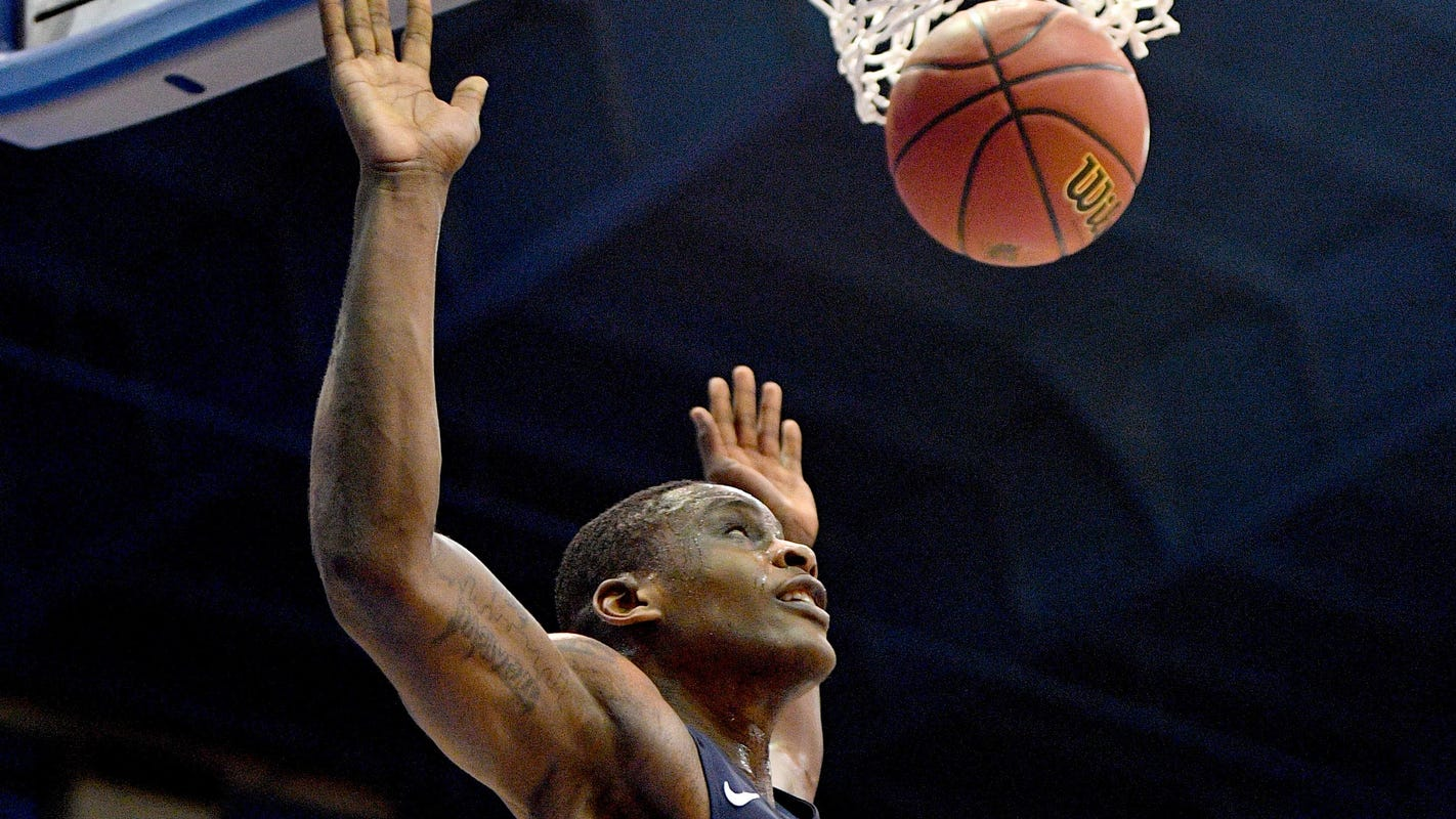 East Tennessee wing Bo Hodges transferring to Butler
