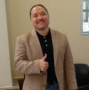 Andrew Ostic, primary candidate for Doña Ana County Clerk