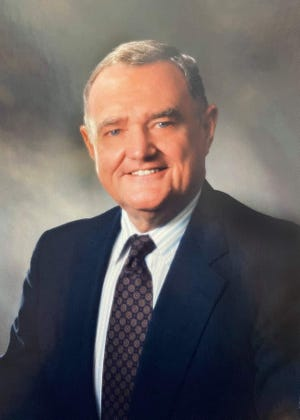 The founding president of Wor-Wic Community College in Salisbury died Saturdayat the Delaware Hospice Center in Milford, on May 23, 2020.