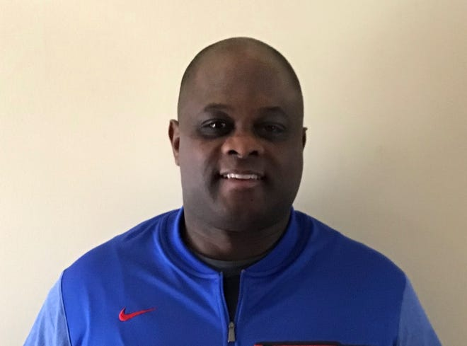 Harold Alexander is the new head softball coach at Apollo High School.