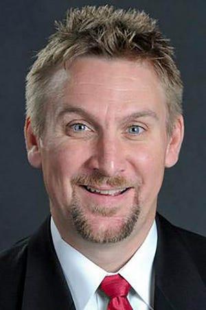 Dave Shyiak was named the new St. Cloud State hockey associate head coach under Brett Larson last Saturday.