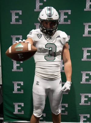 Lakeview standout Jack Goodman has accepted an offer to be a preferred walk-on for the Eastern Michigan University football team.