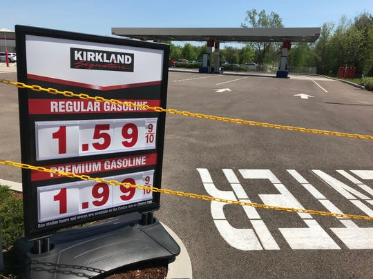 Costco opened its gas station on Tuesday, May 26, 2020 after years of delay and started selling regular gas at $1.59 per gallon.