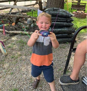 Cameron Walters went missing at the 350-acre campground Mineral Springs Lake Resort in Peebles about 5:10 p.m. Monday, said Adams County Sheriff Kimmy Rogers. (Source: