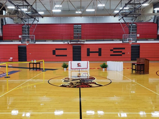 On May 24, a non-traditional graduation ceremony took place at Coshocton High School. A block of time was set aside especially for each student and up to five family members. It was a time to wrap up four years of high school, take a few photos, and reflect on a year that had become challenging beyond all imagination.
