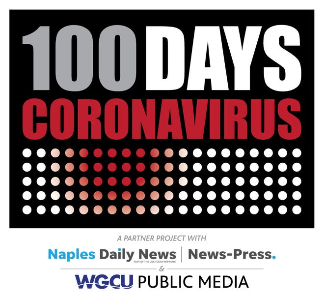 100 Days of Coronavirus in Southwest Florida
