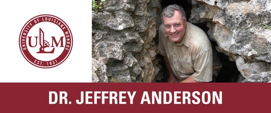 Jeffrey Anderson, University of Louisiana Monroe history professor, has been named a Fulbright Scholar. He will teach at a university in Slovakia in fall 2020 and spring 2021. Anderson is pictured here exploring in Belize.