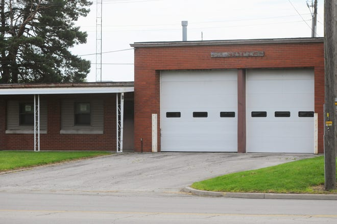 Richmond Fire Department closed Fire Station No. 6 at 1501 N.W. Fifth St. in March 2009.