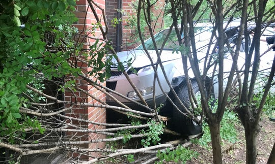 The Bossier City Police Department is working a crash that occurred Tuesday afternoon, May 26, 2020, at the Post Office in the 4300 block of Barksdale Boulevard.