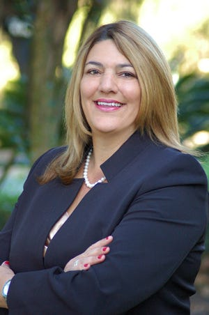 Madeline Pumariega, executive  vice president and provost, Tallahassee Community College