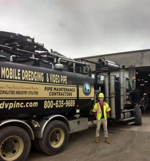 Brian Groot of Franklinville was one of the 18 Rowan College of South Jersey alumni who graduated on May 9 from the Henry M. Rowan College of Engineering of Rowan University. During the last year, Groot interned at Mobile Dredging and Video Pipe Services in Newfield, where he gained valuable work experience.