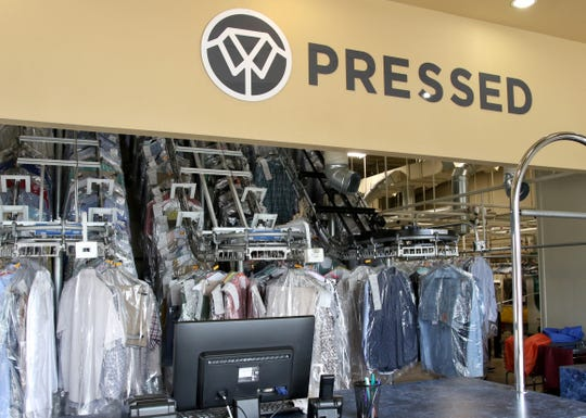 Pressed is offering to press all graduation gowns for free before and after graduations.