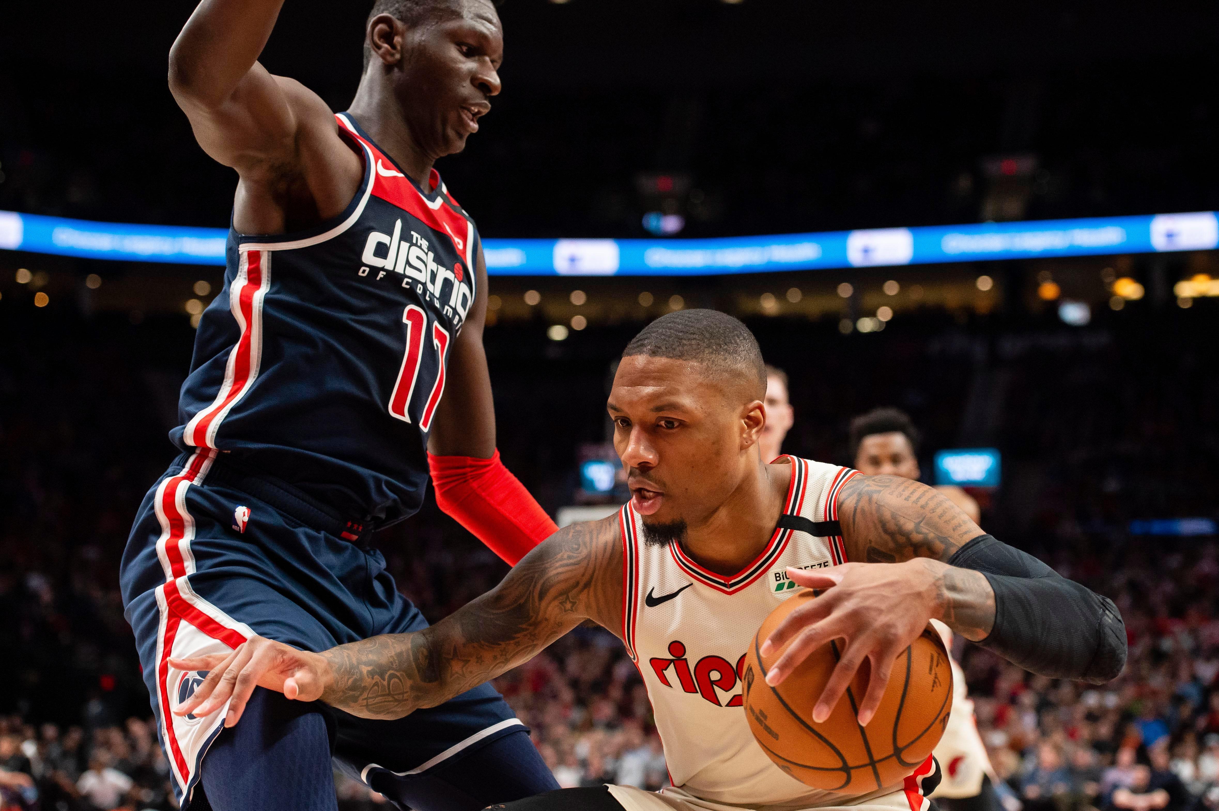 Trail Blazers' Damian Lillard says he won't play if NBA teams aren't given fair shot at playoffs