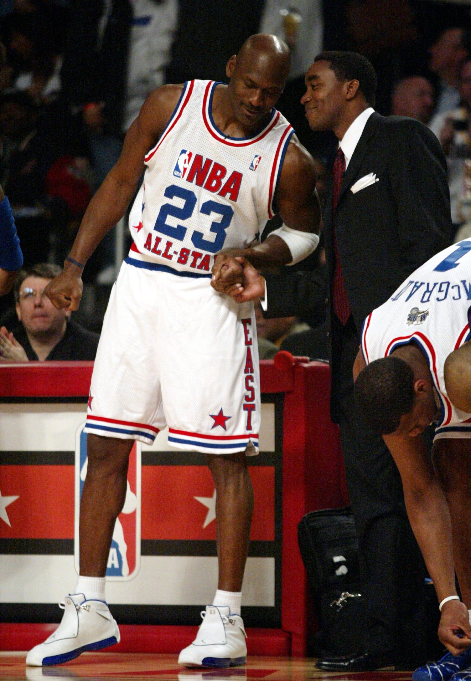 Michael Jordan recording: 'I won't play if Isiah Thomas is on' 1992 Dream Team