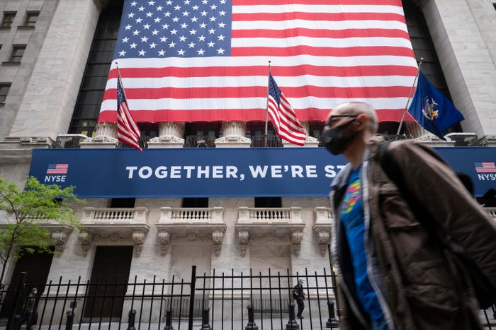 US stock futures rising as coronavirus worries linger