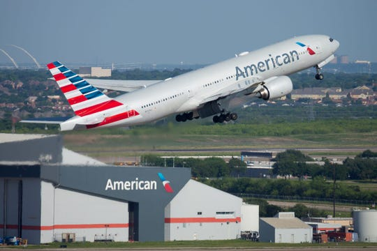 American Airlines said it will no longer block middle seats beginning July 1 as travel rebounds.