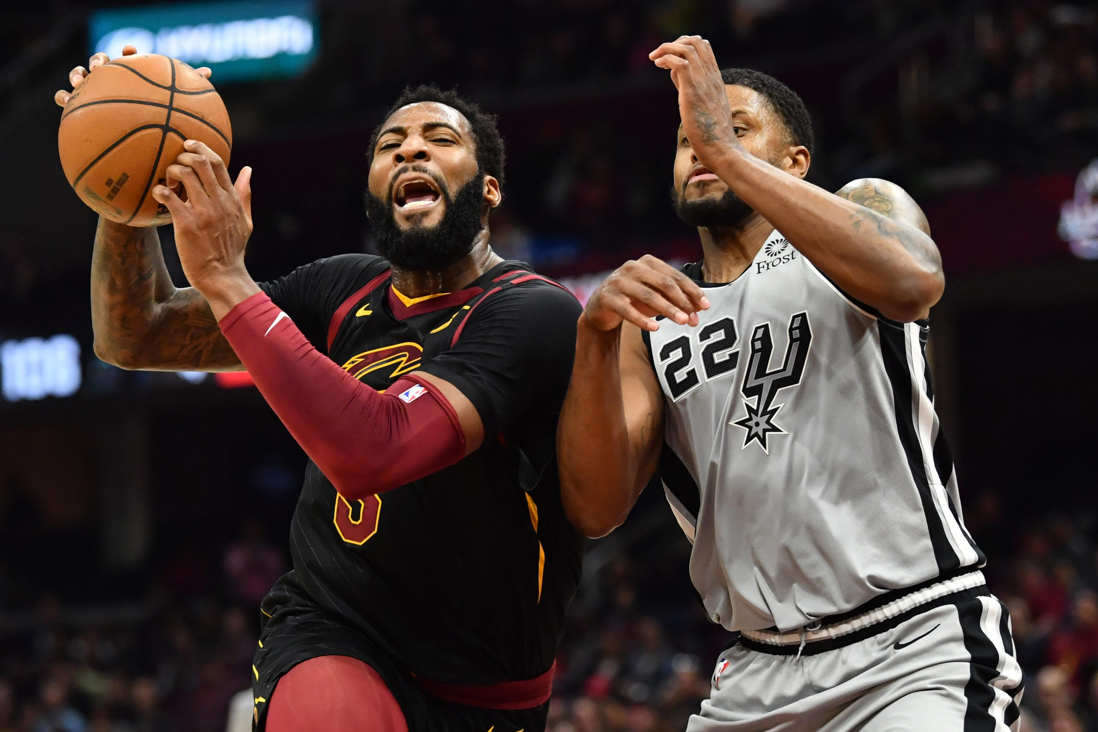 Cleveland Cavaliers' Andre Drummond leaves $1,000 tip at Florida restaurant