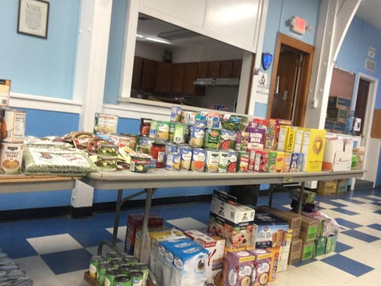Friends of Clementon Food Pantry was started during the pandemic to assist those in need.