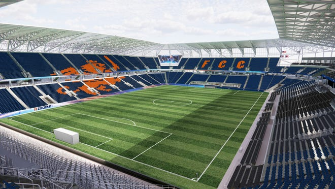 State funding for the new FC Cincinnati stadium is on the chopping block at the Ohio Statehouse.