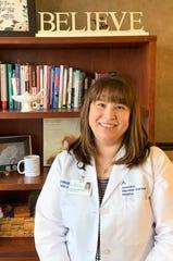 Ascension Warren nurse Kim Ronnisch.
