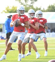 Allen Park has been the Lions' training camp home since 2002.