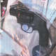The revolver recovered feet from 69-year-old Michael Faries after he was shot.