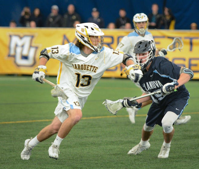 Connor McClelland will play a fifth season of lacrosse at Marquette.