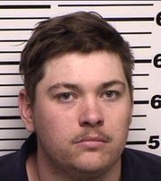 Preston Thompson is being held in the Eddy County Detention Center after allegedly fleeing house arrest May 24, 2020.